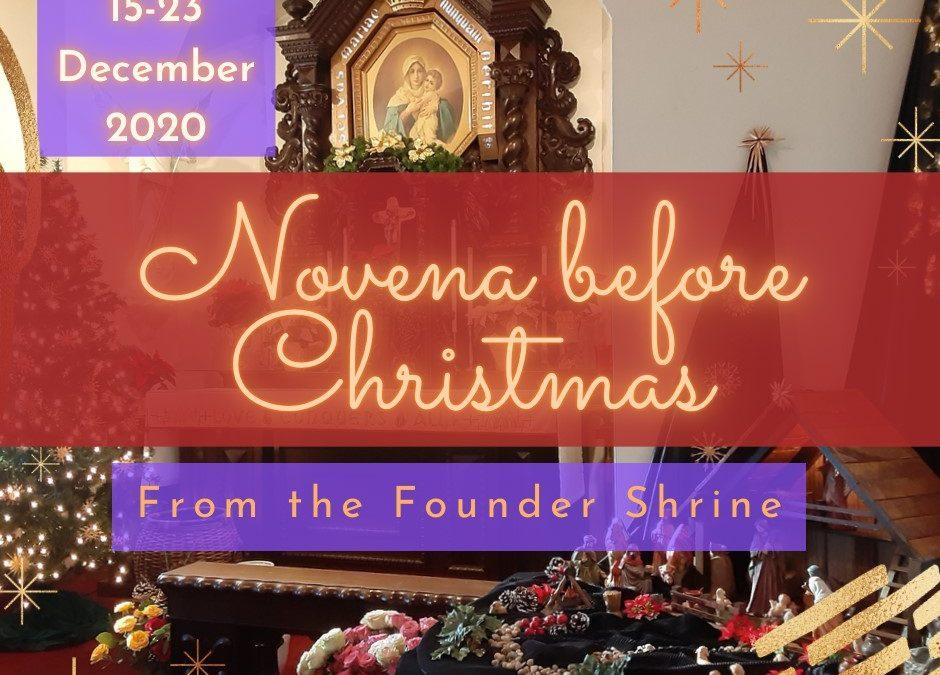 A Novena Before Christmas