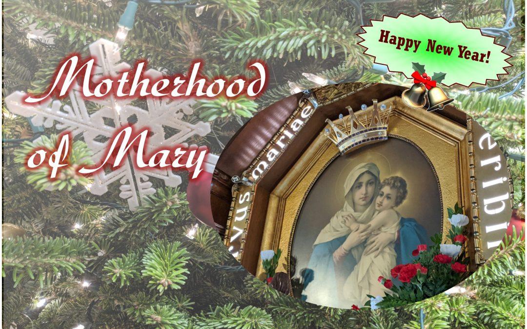 Motherhood of Mary
