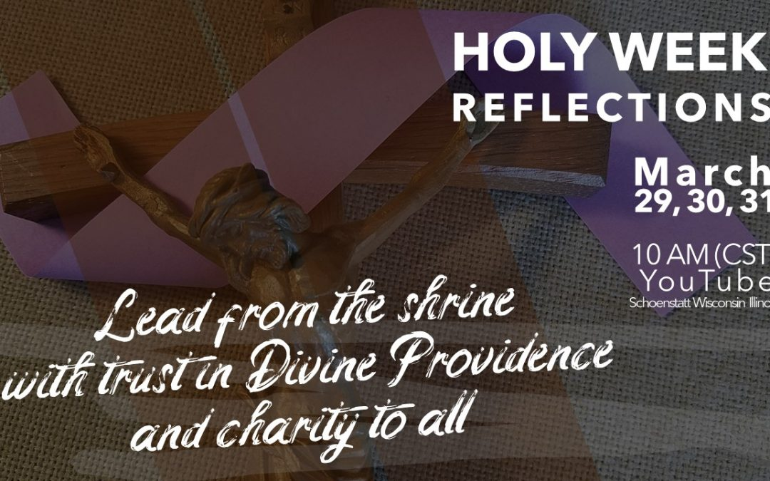 Holy Week Reflection – Day 3