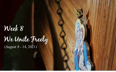 Week 8 – We Unite Freely